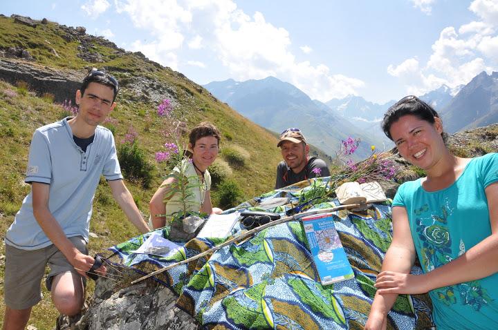 Une semaine dans les Alpes