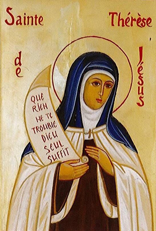 Journée Thérésienne – Diocèse d'Angers