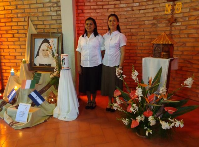 Engagement temporaire au Honduras