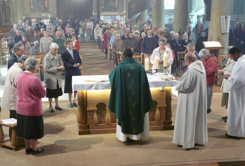 100 ans de présence à Decize: Action de grâces