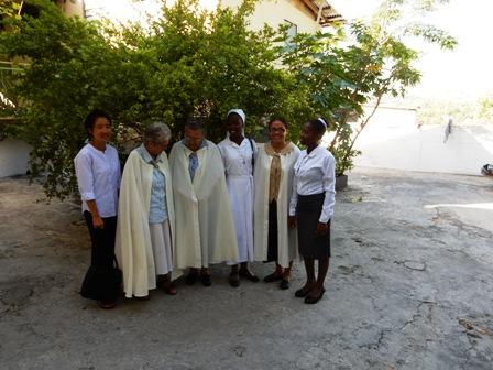 La fête de l'espérance à Port Au Prince