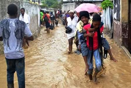 Ouragan Matthew en Haïti