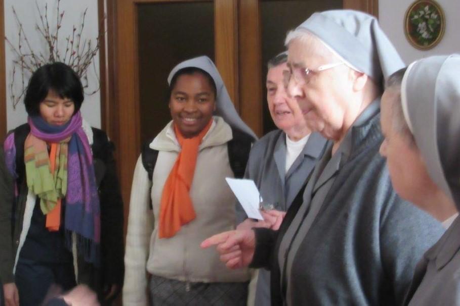 pèlerinage à Avila, un approfondissement de la vie des Saints du Carmel