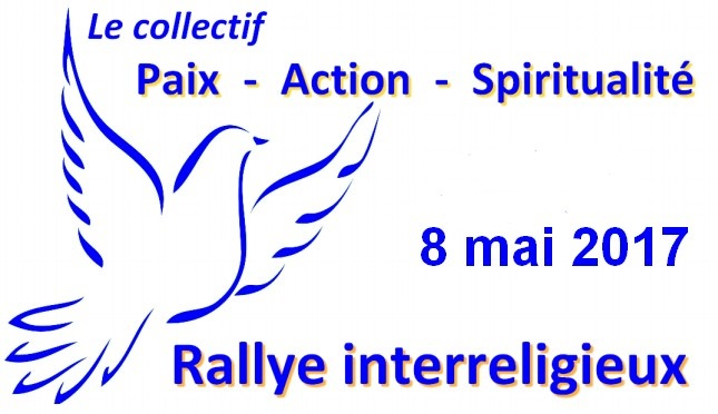 Rallye interreligieux le 8 Mai à Angers