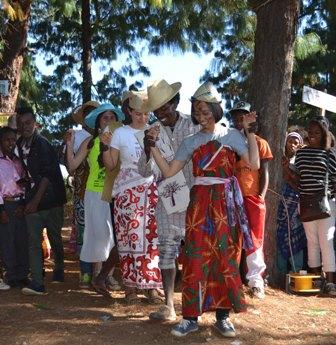 D'Antananarivo à Fianarantsoa, je t'ai aimée Mada.