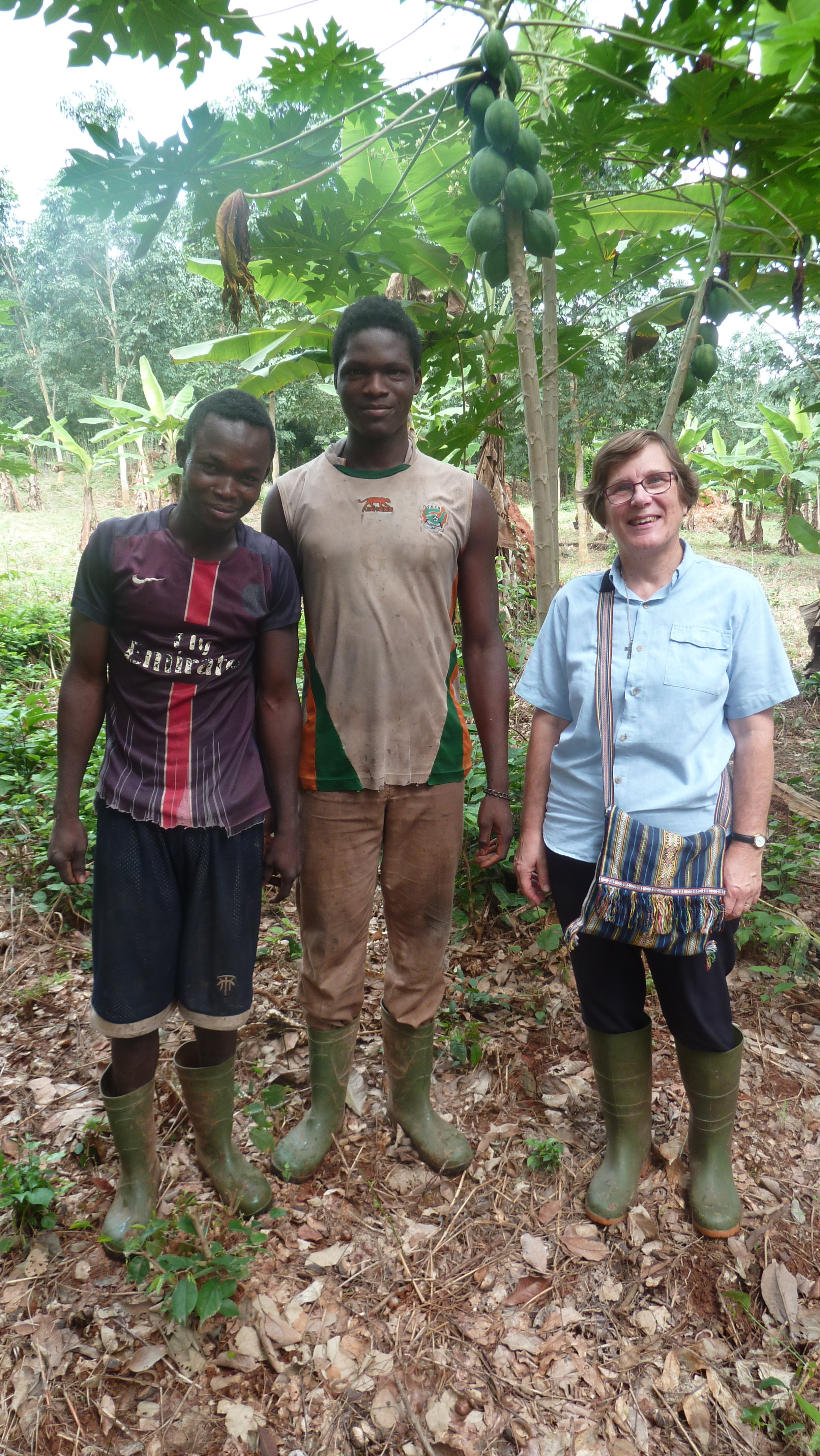 L'hévéaculture, une œuvre sociale et formatrice
