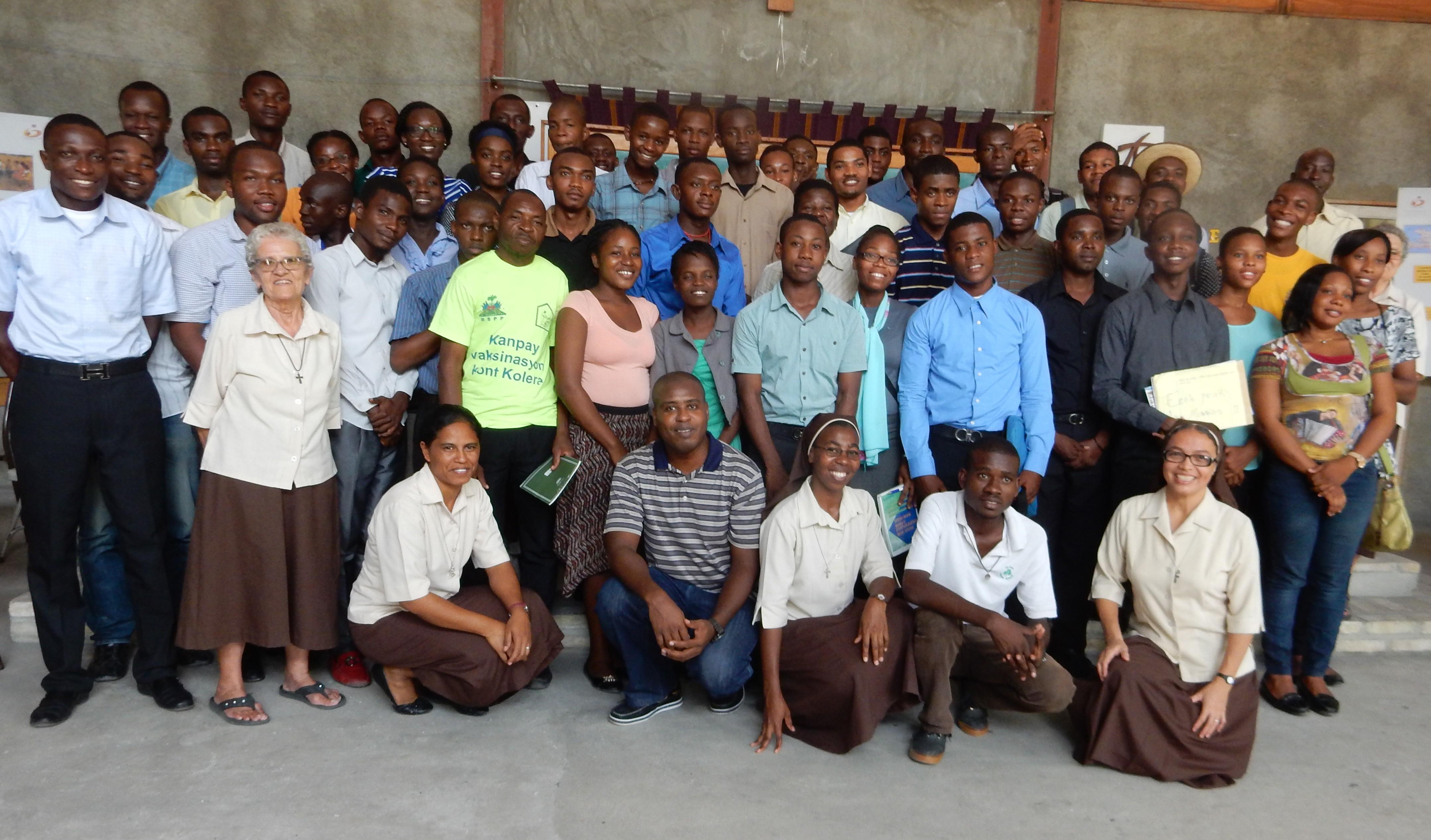 Une « École pour la Mission » en Haïti !