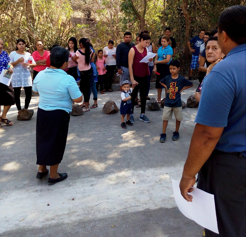Semaine Sainte au Salvador