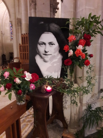 Thérèse, Apôtre des Apôtres