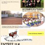 CONCERT DE LA COMPAGNONS DE LA TOURLANDRY