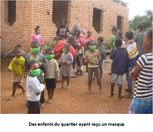 A Fianarantsoa, Ambassadrices de quartier