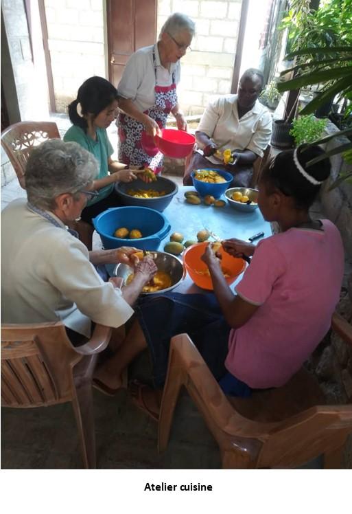 Confiance, Abandon, Providence (Communauté en Haïti)