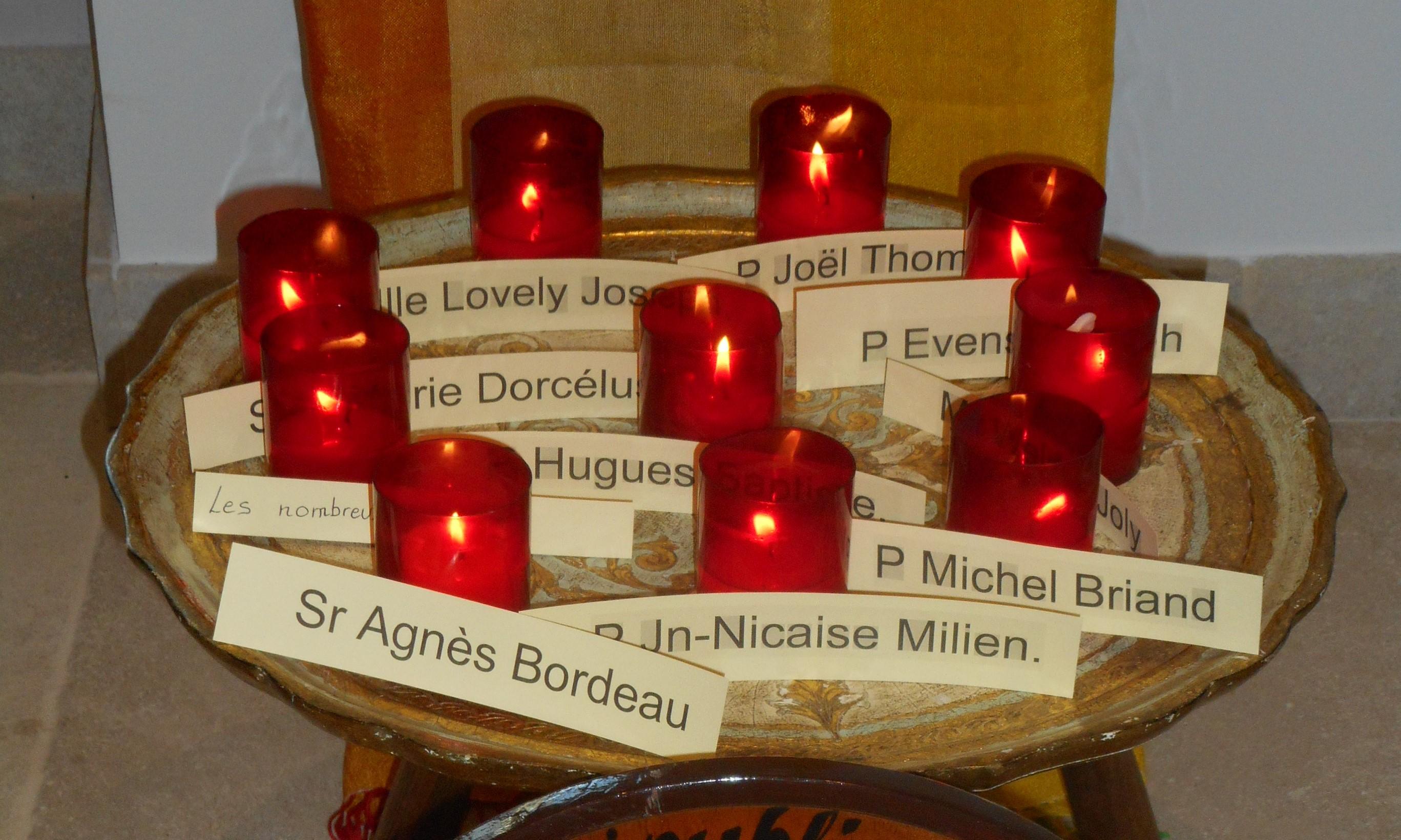 Du 22 au 30 avril, neuvaine de prière pour les personnes enlevées en Haïti
