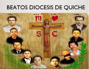 Beatos diocesis de Quiche